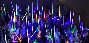 Lightsaber Party Dragon Con