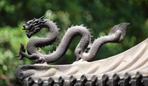 Dragon or Maren True
