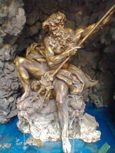 Spear Your Choice - Neptune with Trident